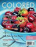 digital artist magazine - COLORED PENCIL Magazine - August 2017