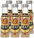 Jelly Belly Beer Flavored Jelly Beans. Draft Beer Flavored (Pack of 6)