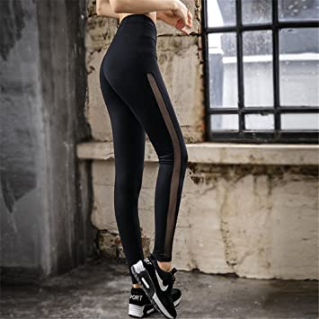 JIALELE Seven Yoga Pants Mujer Cintura Alta Hip elástico ...