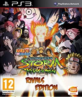 Naruto Shippuden: Ultimate Ninja Storm 3: sony playstation3 ...