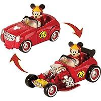 IMC Toys 182813 - Preescolar Bólido transformable con Figura Mickey
