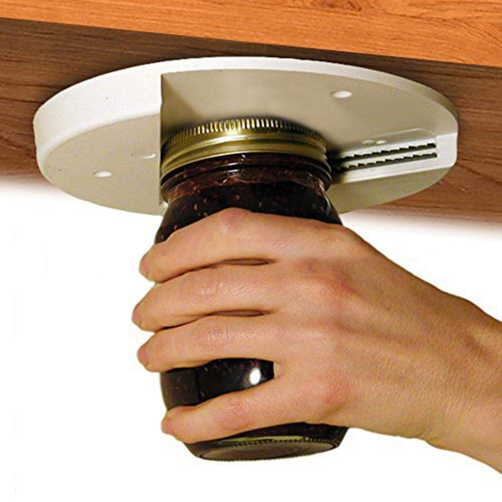 Dappre Jar Opener for Kitchen Cabinet Counter Jars of Arthritis Nuts