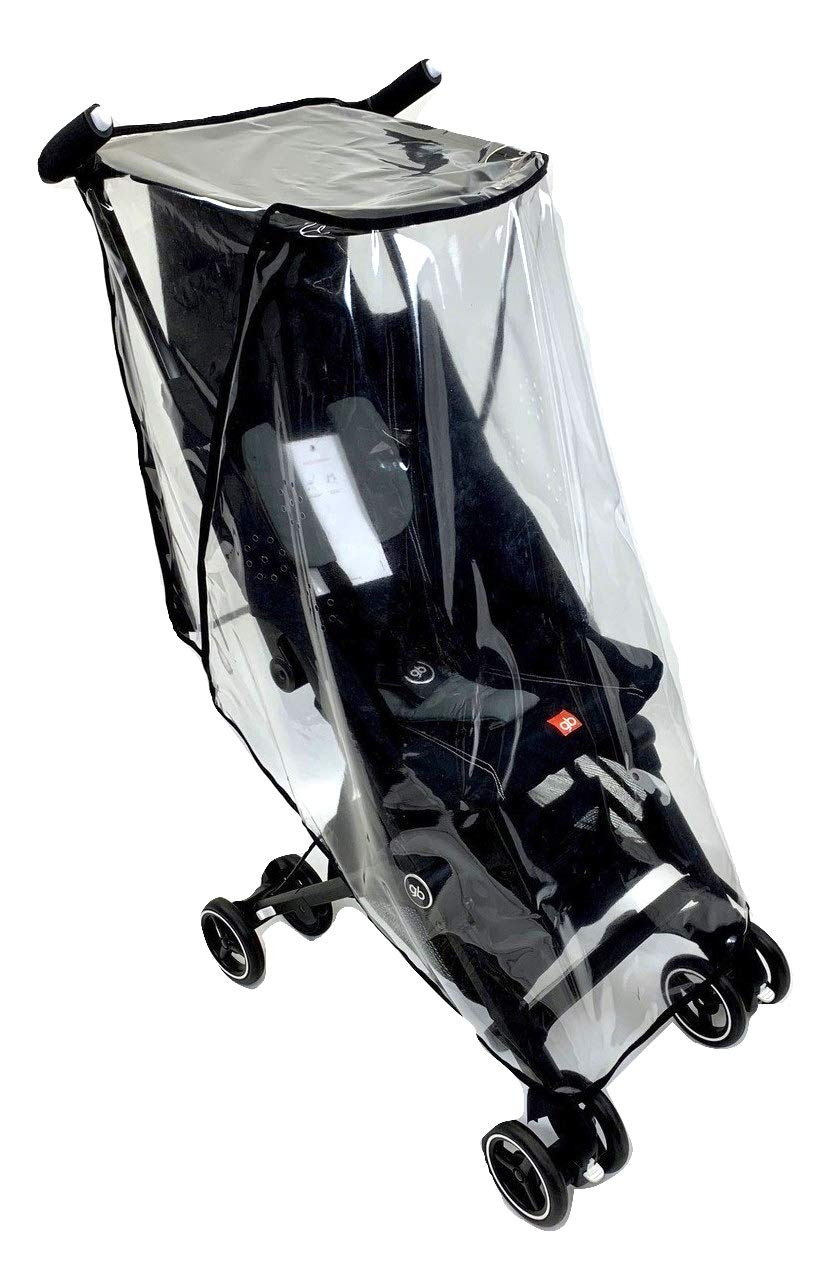 Sashas Rain and Wind Cover for The gb Pockit Lightweight Stroller