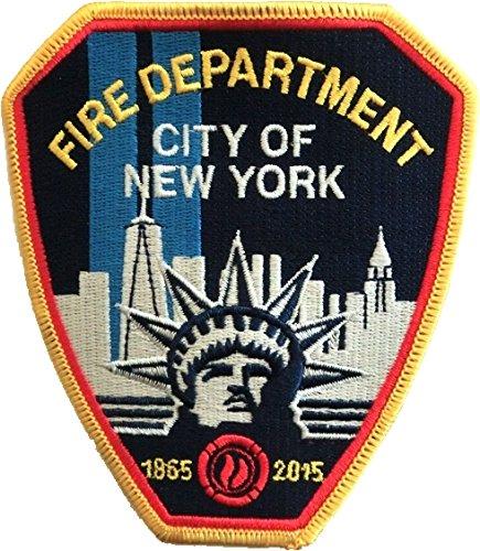FDNY - Abzeichen: 150 Jahre FDNY (New York City) 1865-2015 feuer1 NY150