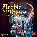 Archie Greene und der Fluch der Zaubertinte (Archie Greene 2) | D. D. Everest