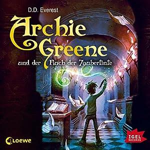 Archie Greene und der Fluch der Zaubertinte (Archie Greene 2) Hörbuch