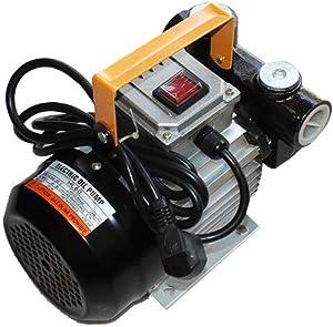 iMeshbean Self Prime 110V AC 16GPM Oil Transfer Pump Fuel Diesel Kerosene Biodiesel Pumps