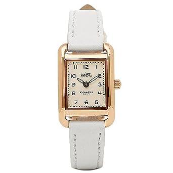 2716267456d1 Amazon | [コーチ] 腕時計 レディース COACH 14502298 ゴールド ホワイト ...