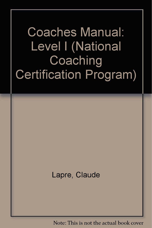 coaching certification program