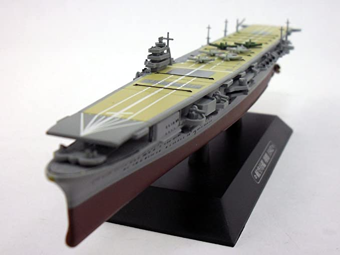 Amazon.com: Japonés Aircraft Carrier Shokaku escala 1/1100 ...