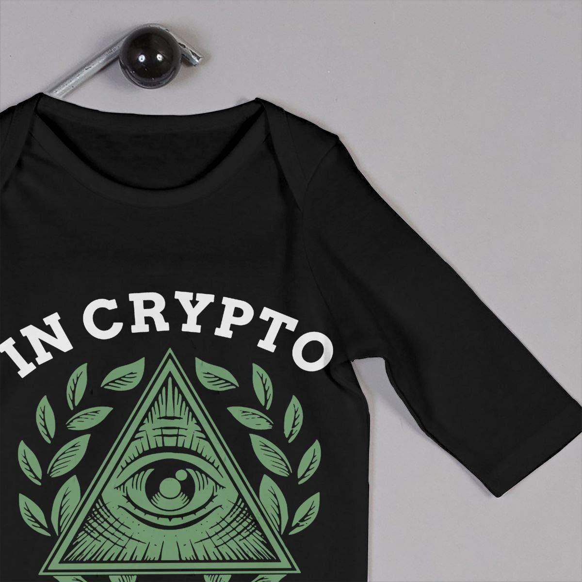 Amazon.com: Traje de baño en Crypto We Trust Bitcoin para ...