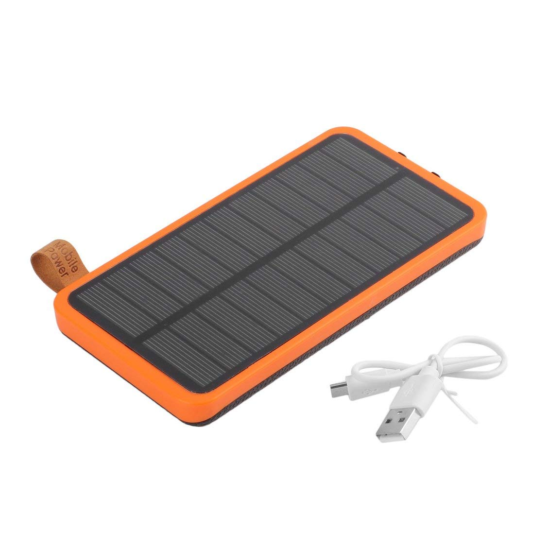 300000MA Solar Power Bank Waterproof Charge Pal Creative Portable Power Source with Camping Light for Mobile Phone PGIGE