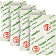 VacYaYa 20CC(200-Pack) Food Grade Oxygen Absorber for Home Made Jerky and Long Term Food Storage, Stored in Vacuum Bag and 3