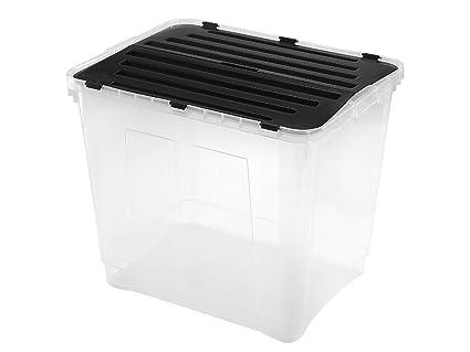 Saller Dragon Caja Caja para Guardar Ropa Caja de colección Caja, 100 litros