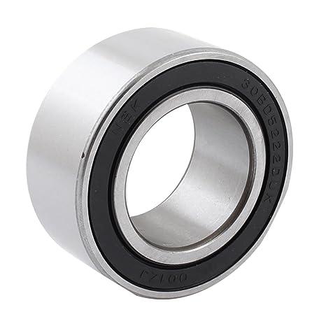 sourcingmap® Rodamiento de bolas Coche el embrague del compresor del aire acondicionado de 53mm x