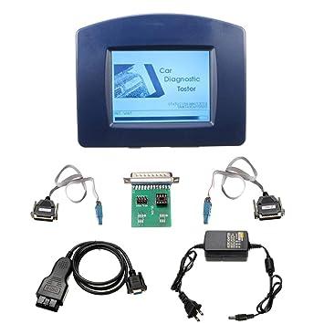 Detector de Coche, 6 Unidades de comprobador de diagnóstico de Fallos de Coche con Pantalla