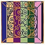 Pirastro Passione Solo Violin Strings - Set, 4/4, Mixed/Mixed, Medium, Ball E