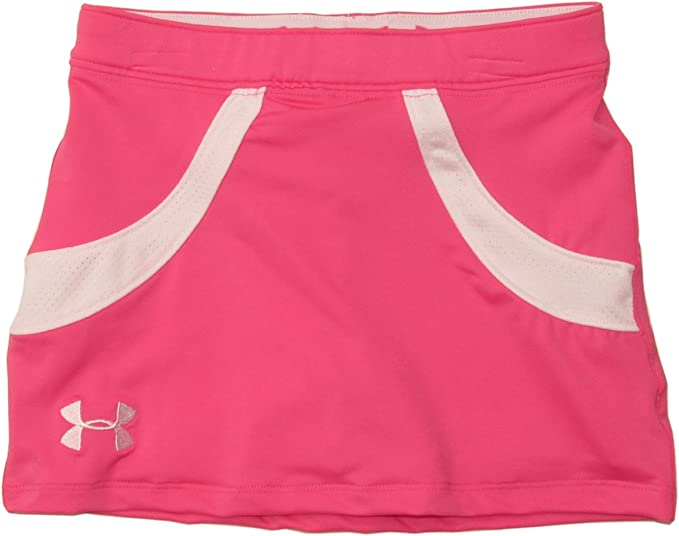 Under Armour Infant Girls Shorts Red Size 3-6 Months