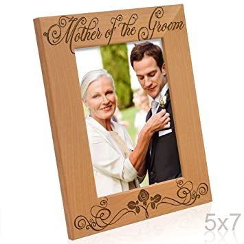 Amazoncom Kate Posh Mother Of The Groom Picture Frame 5x7