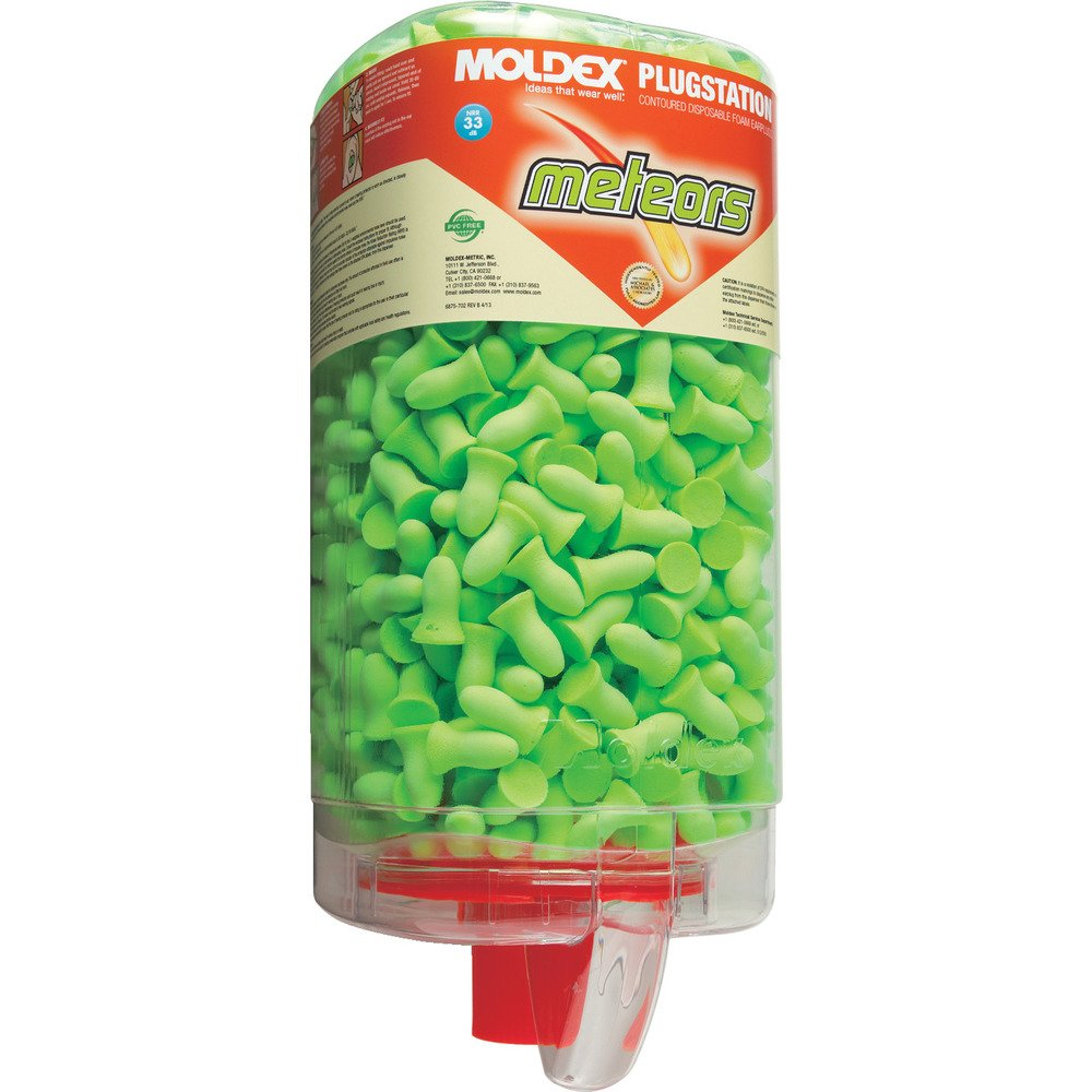 Ear Plugs, 33dB, W/o Cord, Reg by Moldex (Image #1)