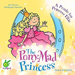 A Puzzle for Princess Ellie Audiobook