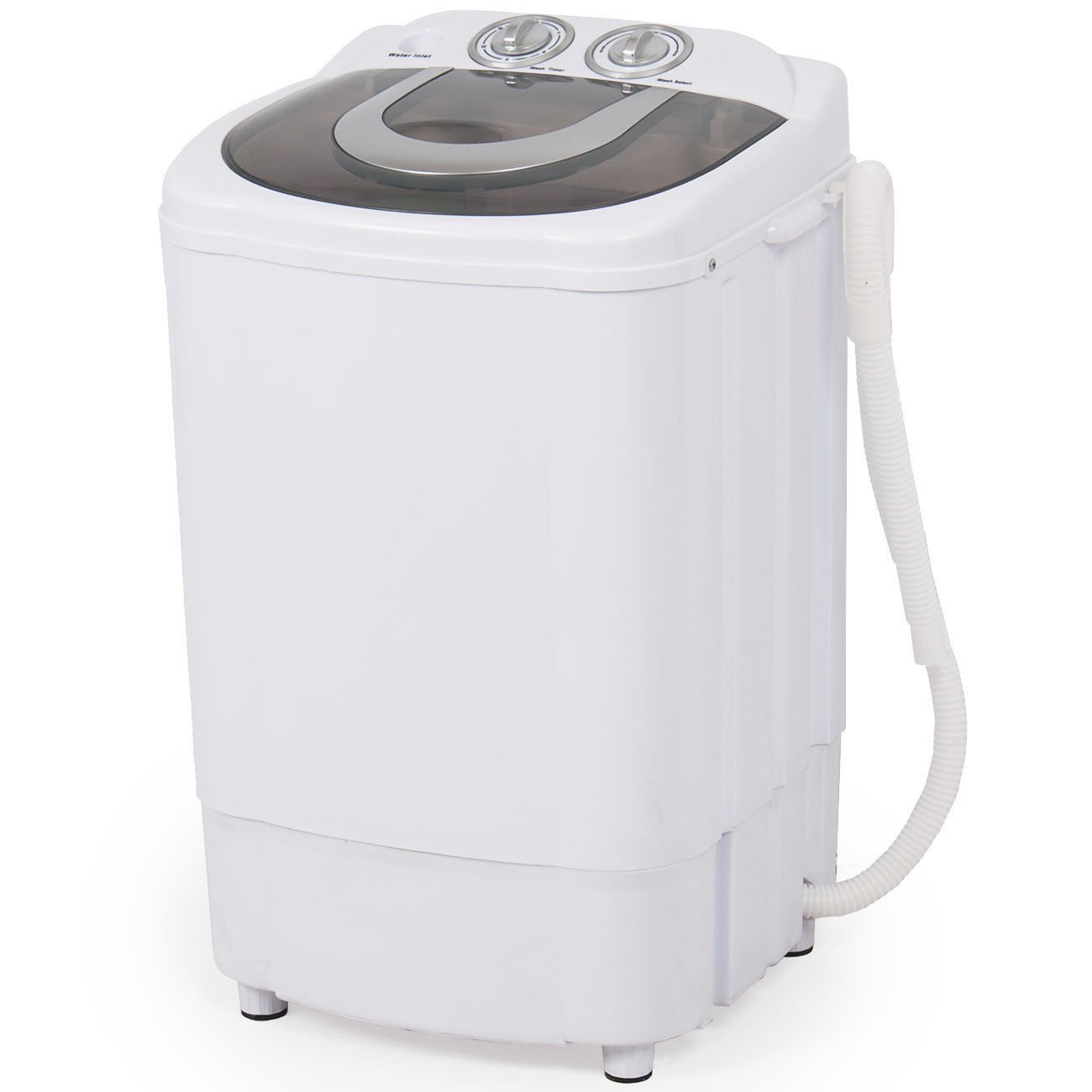 tavlar mini portable washing machine spin wash 88lbs capacity compact laundry washer