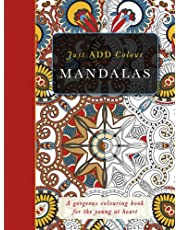 Save on The Mandalas Colouring Book and more