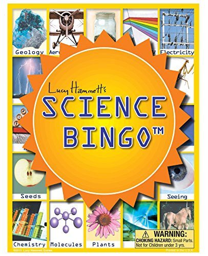 Science Bingo Game