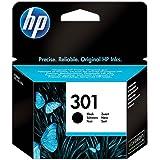 CARTUCCIA HP 301 BK NERO CH561EE ORIGINALE