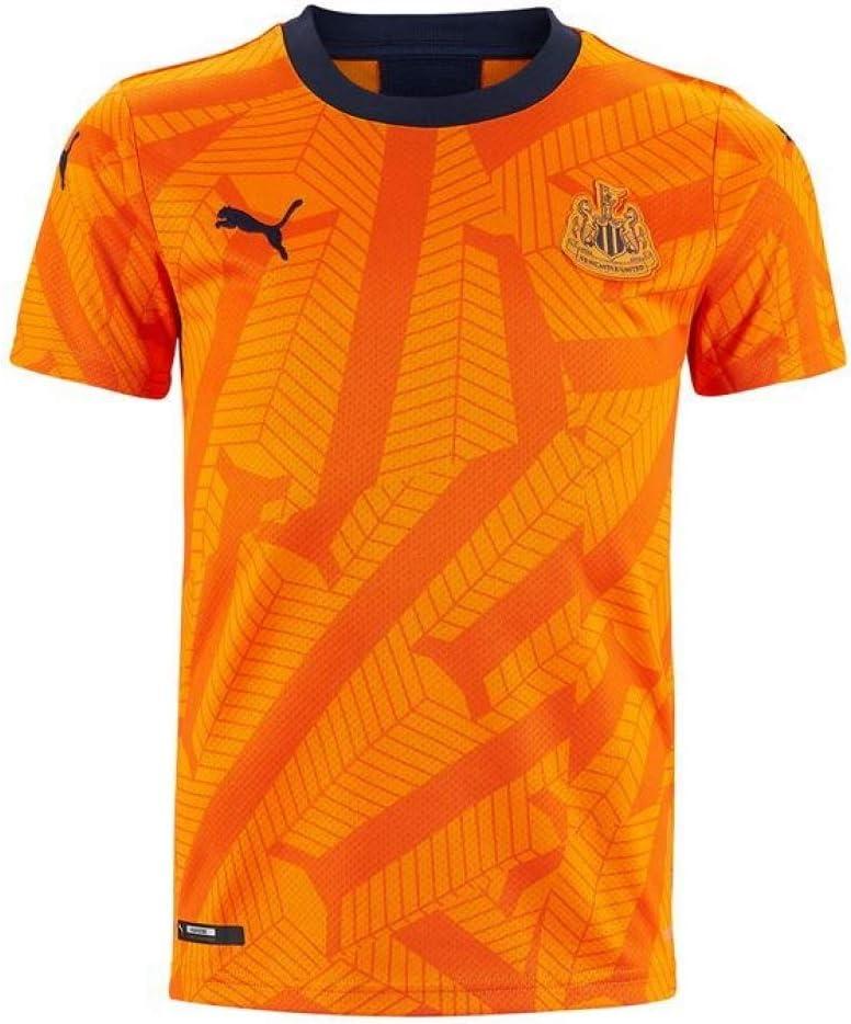 PUMA NUFC 3Rd Replica SS Without Sponsor Camiseta de fútbol, Niños ...