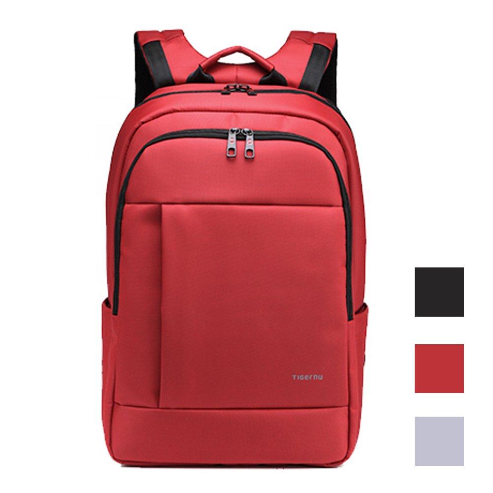kopack Business Laptop Backpack 17inch Waterproof Travel Bag Rucksack Daypack Knapsack Black Slim Backpack