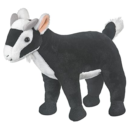 Amazon Com Wildlife Artists Goat Farm Critters Plush Toy 9 Goat