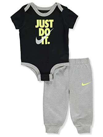 e92735b15483c Nike Baby Boys' 2-Piece Pants Set Outfit