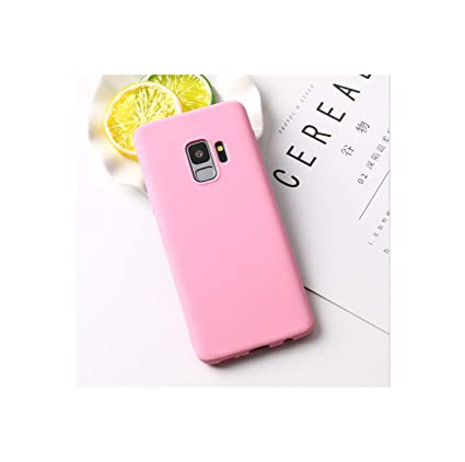 Amazon.com: Candy Macaron Color Case Compatible for Samsung ...