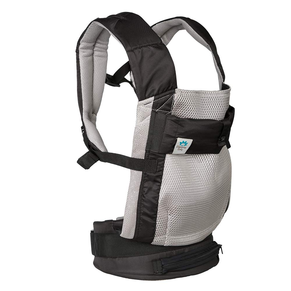 Blooming Airpod Baby Carrier Gray Baby Carrier