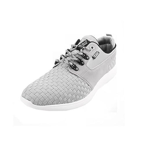WAU Lightwind Mid Grey Grey Neopren 45: Amazon.es: Zapatos y complementos
