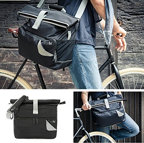 Tucano Tubì Messenger borsa bici per MacBook Pro 15