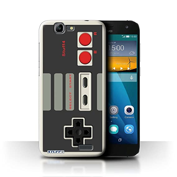 separation shoes 1cc10 8c975 STUFF4 Phone Case / Cover for Huawei Ascend G7 / Nintendo Classic Design /  Games Console Collection