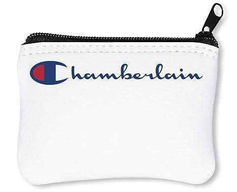 Emma Chamberlain Logo Billetera con Cremallera Monedero ...