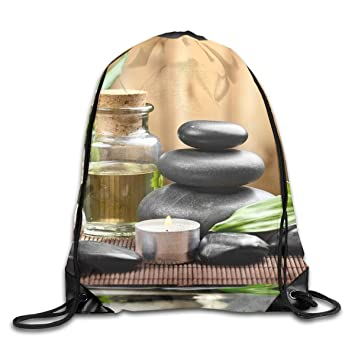 Etryrt Mochilas/Bolsas de Gimnasia, Asian Zen Massage Stone ...