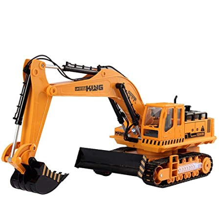 Best Hydraulic RC Excavators - Buyer's Guide & Comparison