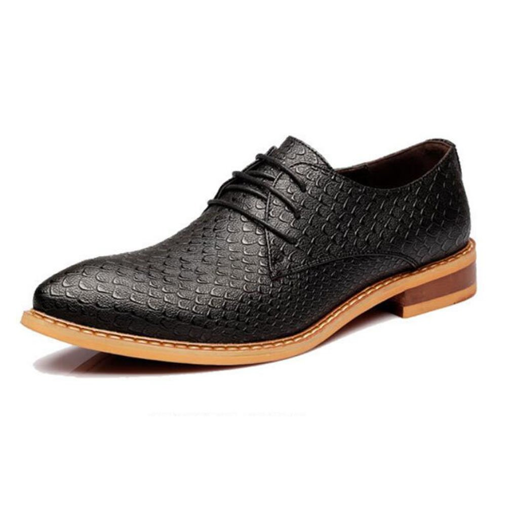 CAI Herren Schuhe aus echtem Leder Leder Schuhe Frühling