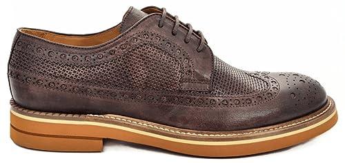 alta moda dettagli per nuovo massimo scarpe stringate uomo