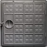 """Elysian Durable PVC Chamber Cover With High Strength 12""""X12""""Pack of 5"""