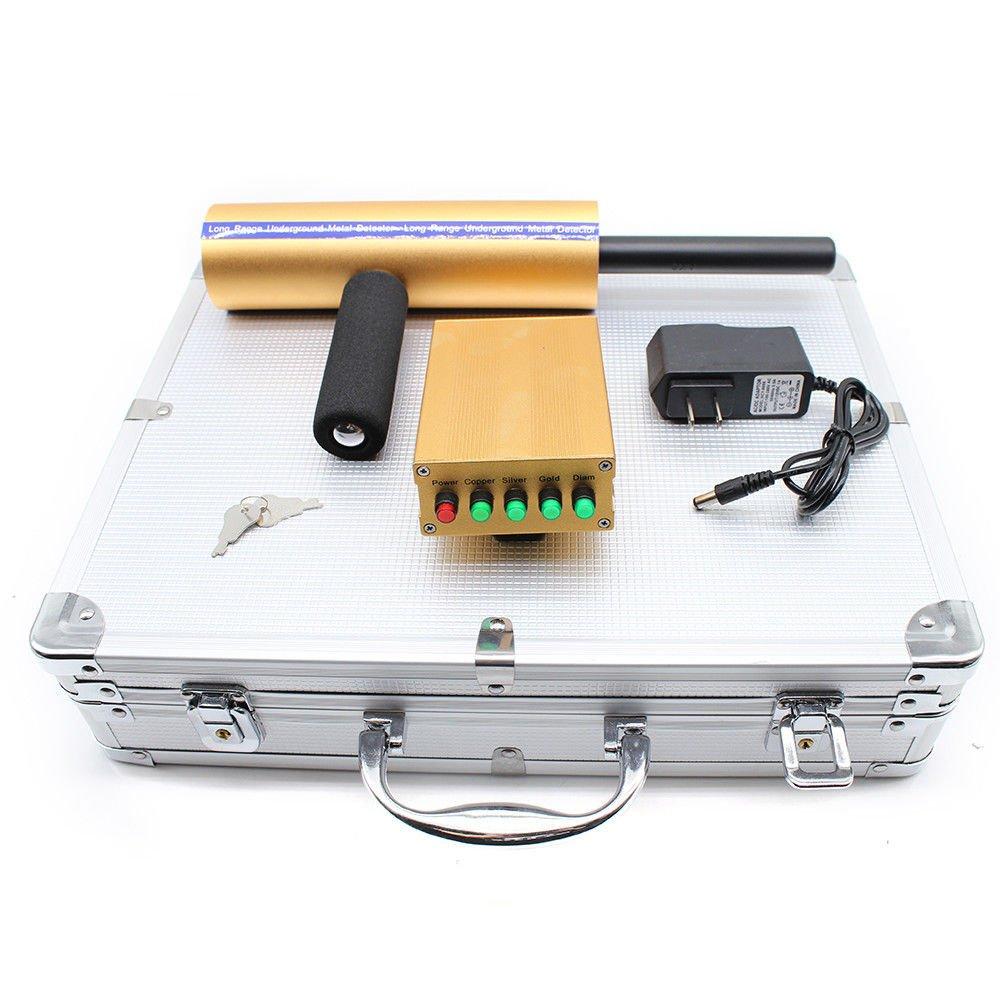 Amazon.com : BSTOOL Tdogs Gold Detector, AKS 3D Gold Detector Professional Metal Detector Long Range Diamond Scanner Hunter Finder Detector Diamond ...