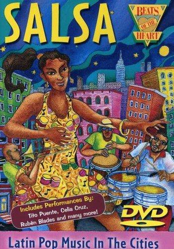 DVD : Rubén Blades - Salsa Latin Pop Music In The Cities (DVD)