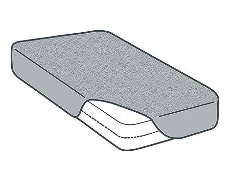 Tural – Protector de colchón Anti Bacterias. Impermeable y Transpirable. Rizo 100% Algodón. Talla 150x200cm: Amazon.es: Hogar