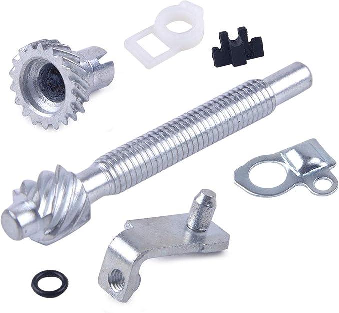 Chain Adjuster Tensioner Screw Set Kit for Stihl 044 046 066 MS440 MS460 MS660