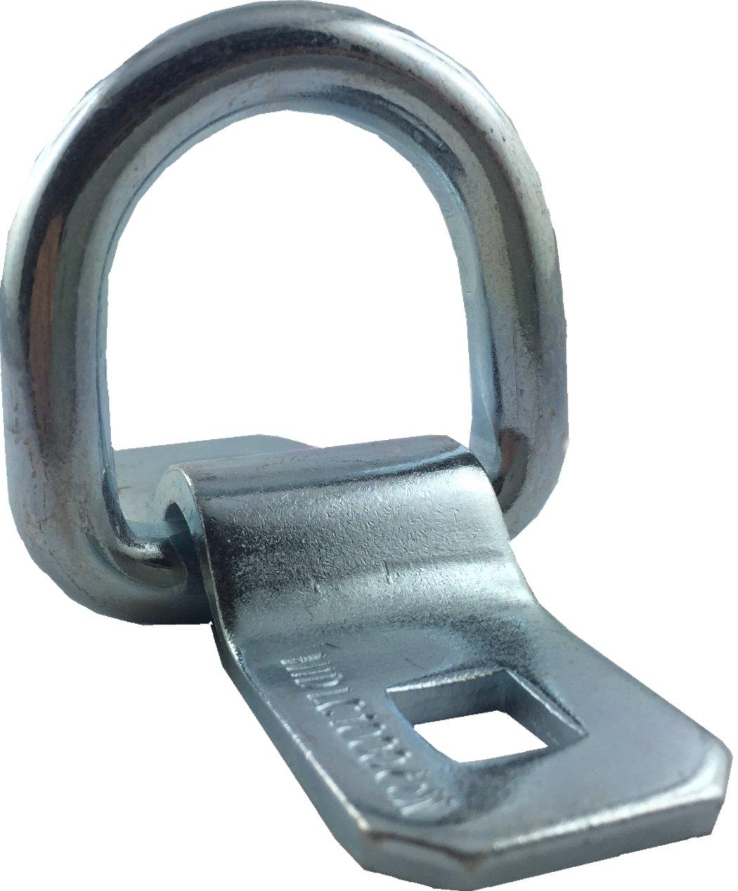 per il trasporto commerciale Iapyx/® 1000 daN anello di ancoraggio professionale per occhiello di montaggio