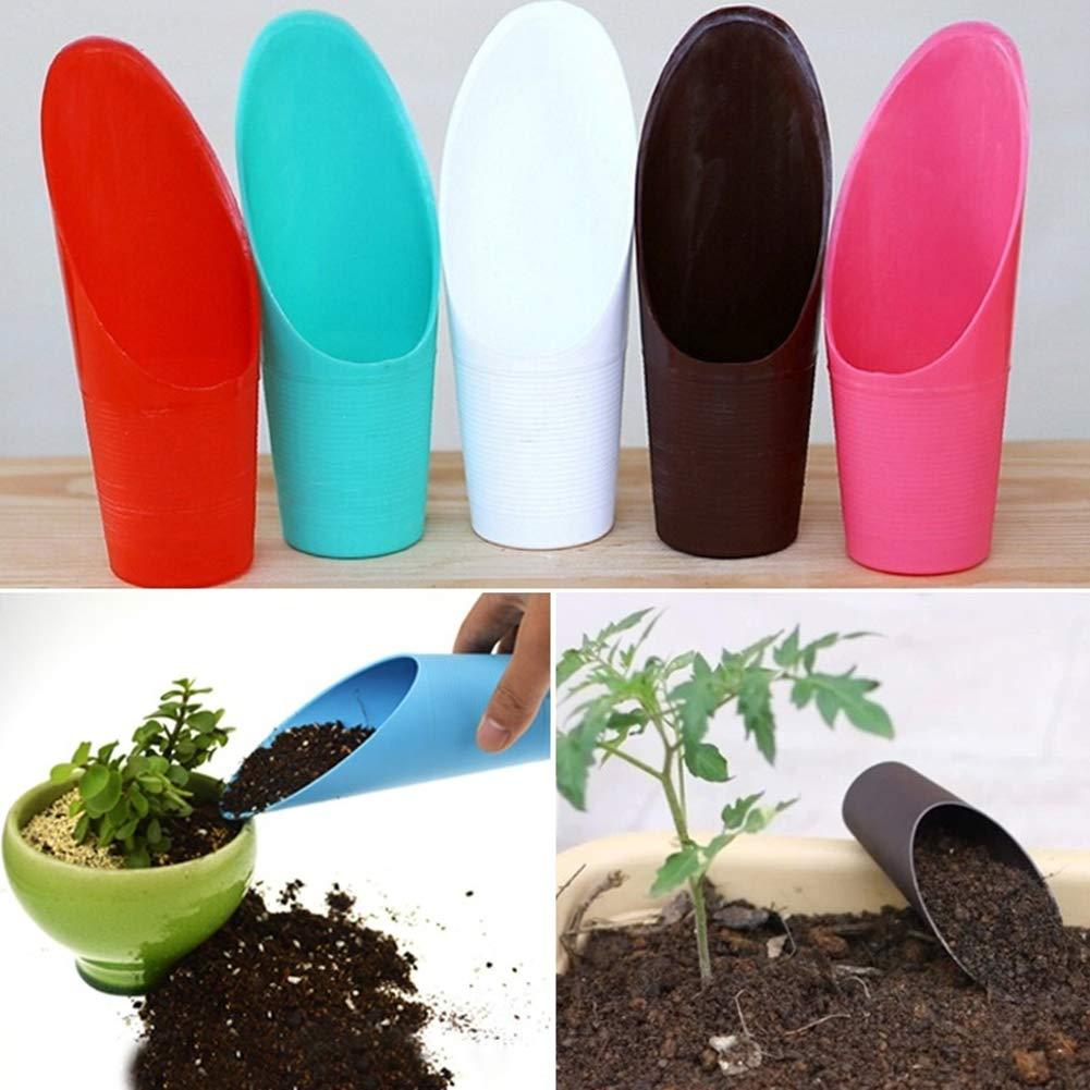 L/öffel zum Graben Tandou Garten-Schaufel multifunktional Schaufel Kunststoff